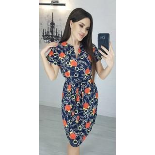 Женское платье B010172, 46-48, 48-50, 50-52