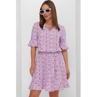 Купити сукню жіночу з яскравим принтом