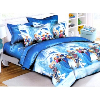 Комплект постельного белья T060377 160х215см