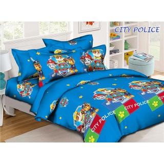 Комплект постільної білизни City Police T060385 160х215см