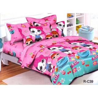 Комплект постельного белья T060391 160х215см