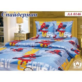 Детское постельное белье Спайдермен