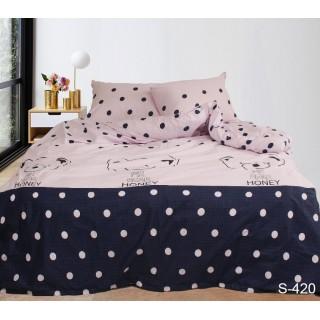 Комплект постельного белья с компаньоном T060406