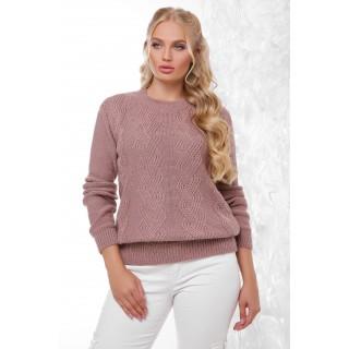 Купить красивый свитер женский большого размера